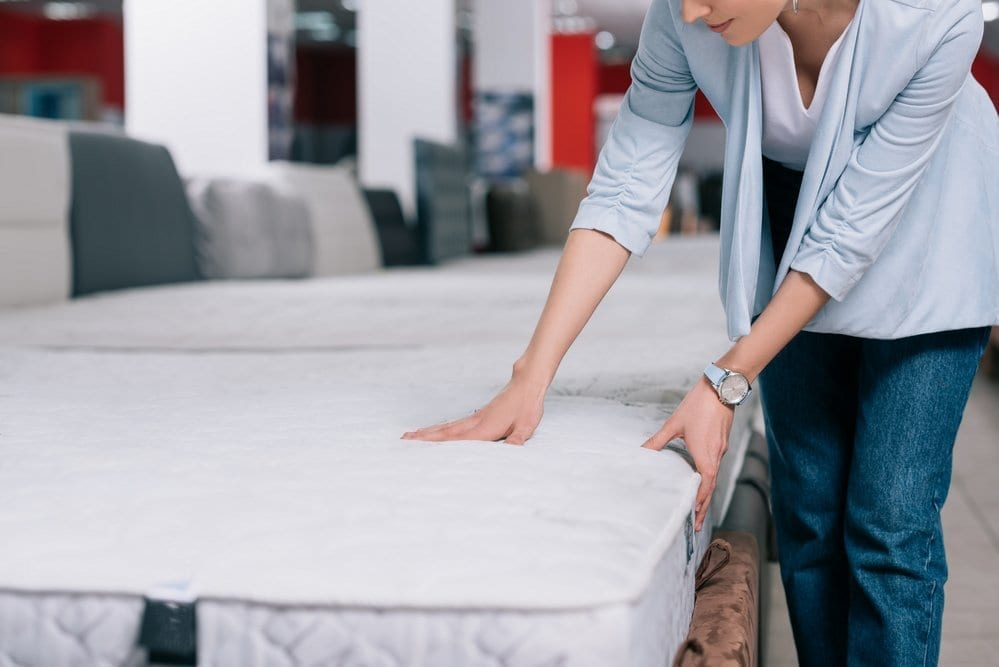 choosing firm soft mattress