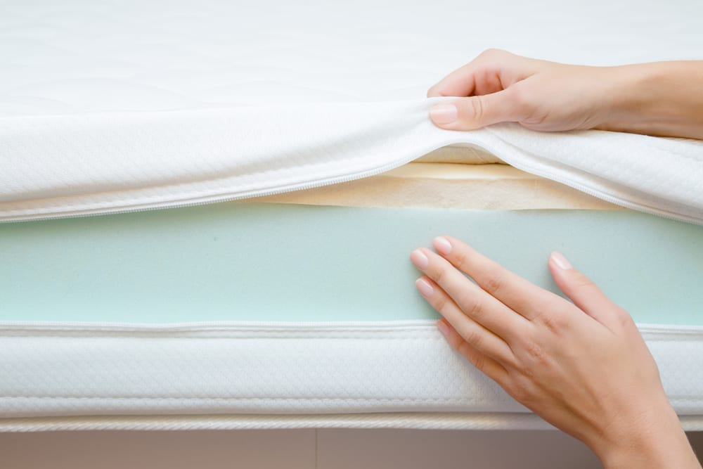 mattress foam types qualities