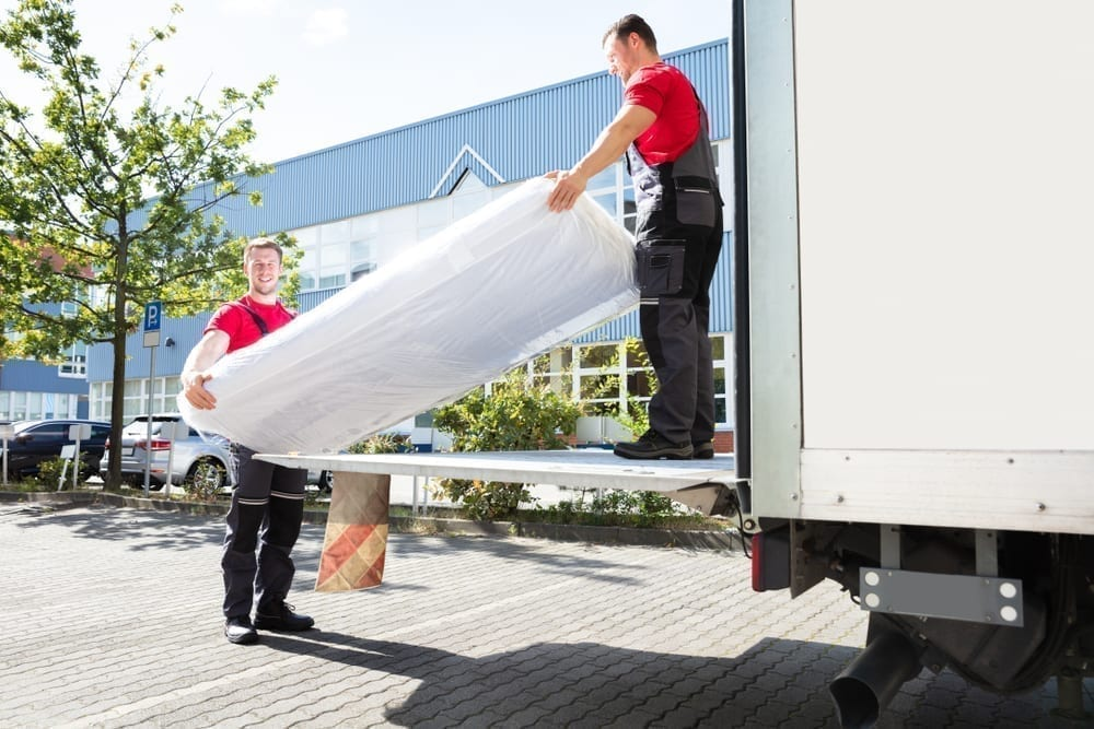 mattress holiday delivery scheduling